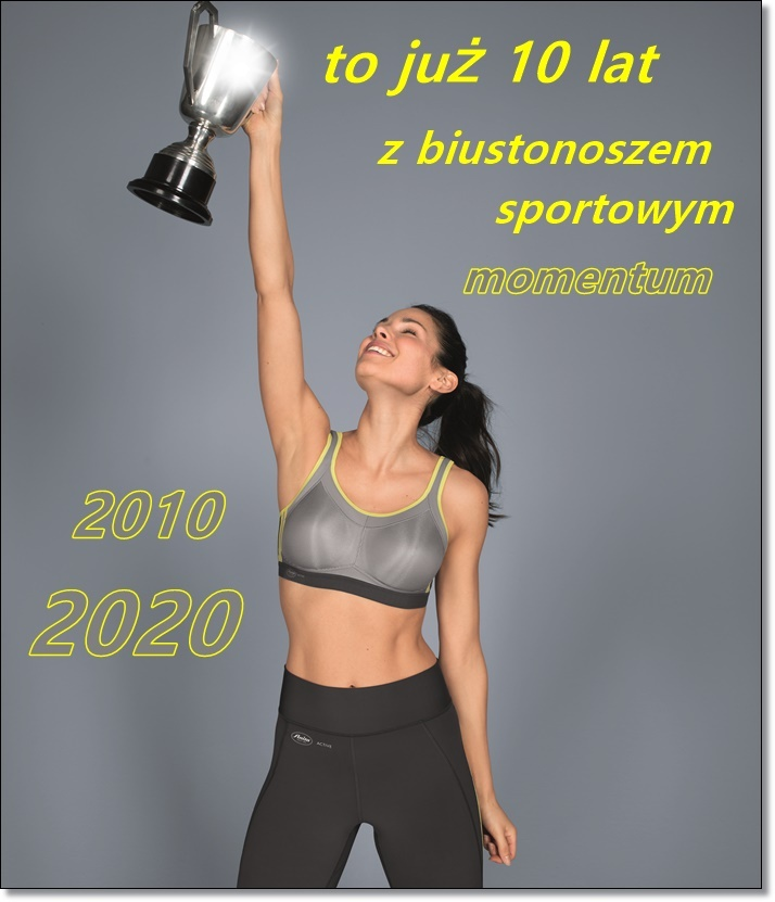 biustonosz sportowy Anita momentum