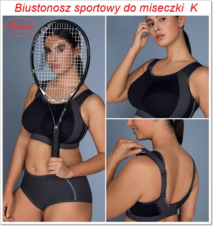 biustonosz sportowy 5567 Anita extreme control plus